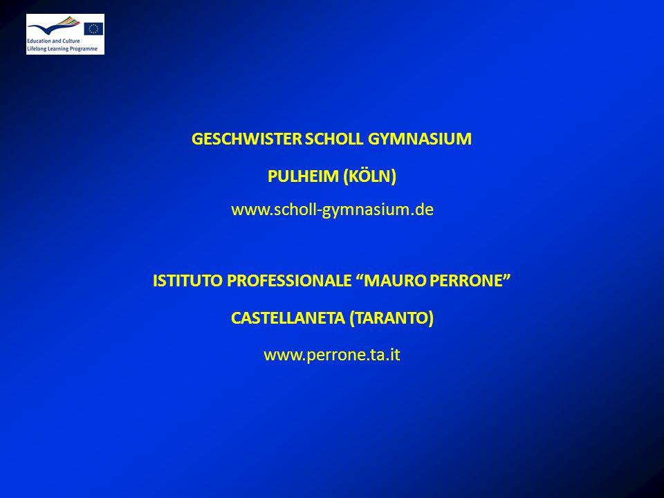 GESCHWISTER SCHOLL GYMNASIUM PULHEIM (KÖLN) www.scholl-gymnasium.de