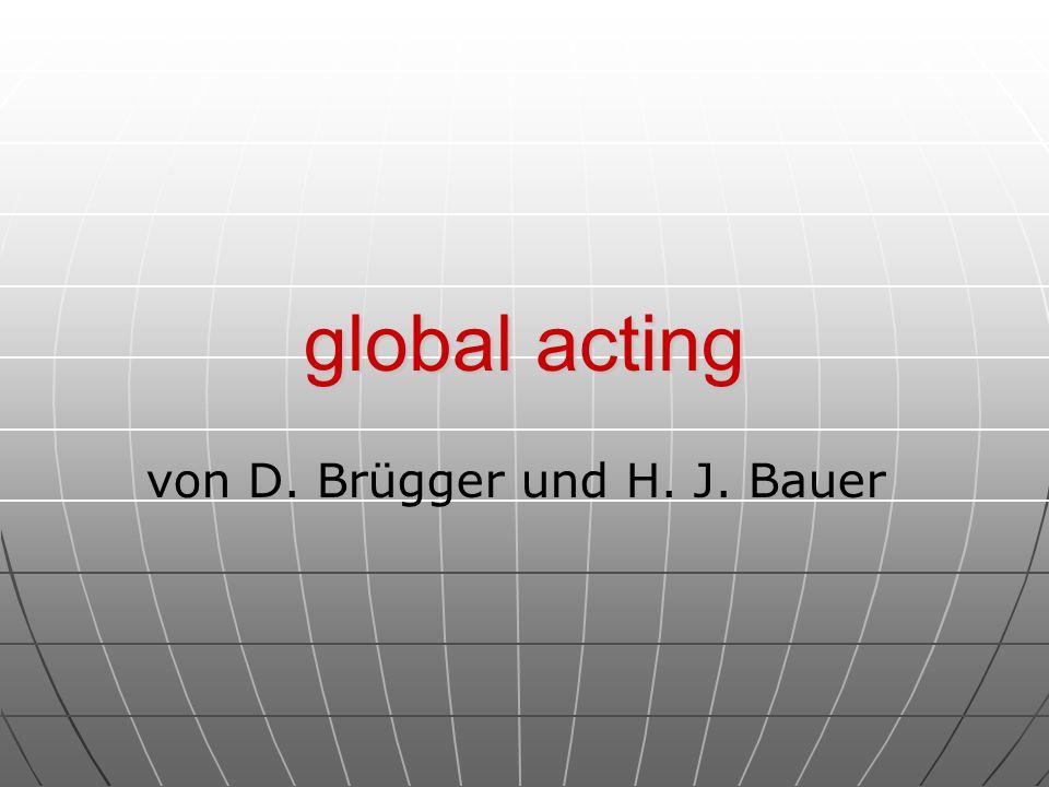 von D. Brügger und H. J. Bauer