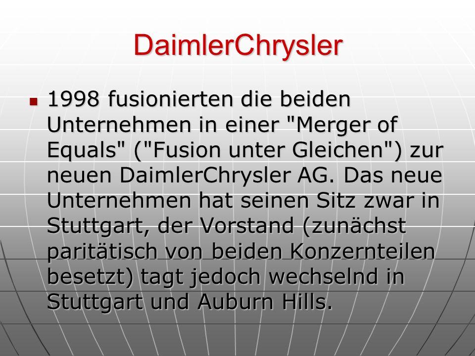 DaimlerChrysler