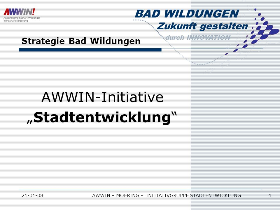 Strategie Bad Wildungen