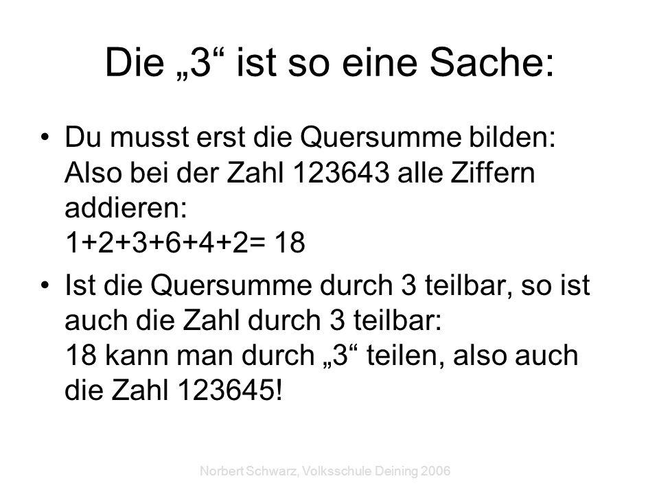 Norbert Schwarz Volksschule Deining ppt herunterladen