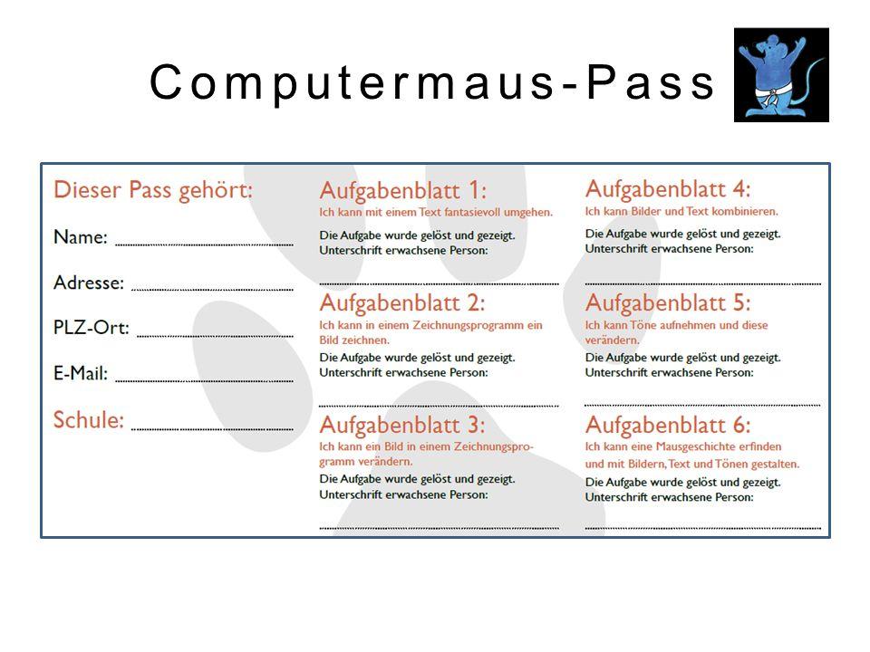 Computermaus-Pass