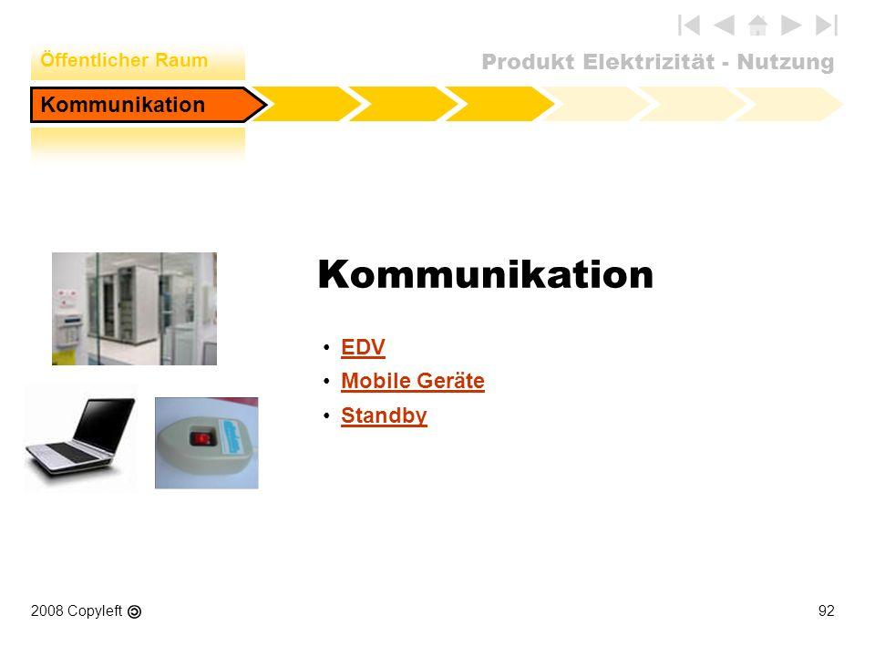 EDV Mobile Geräte Standby