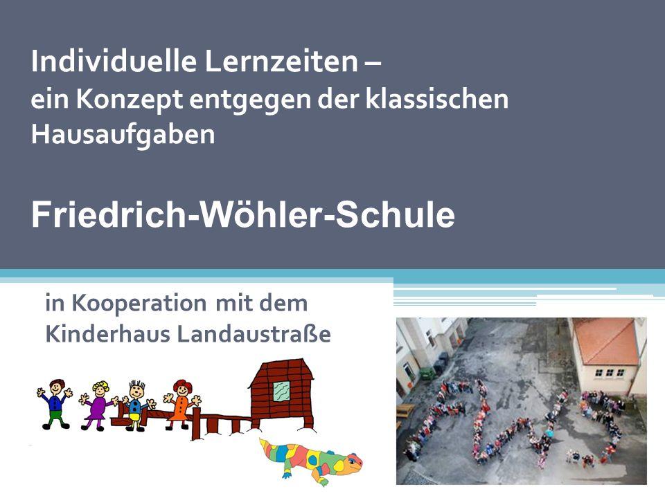in Kooperation mit dem Kinderhaus Landaustraße