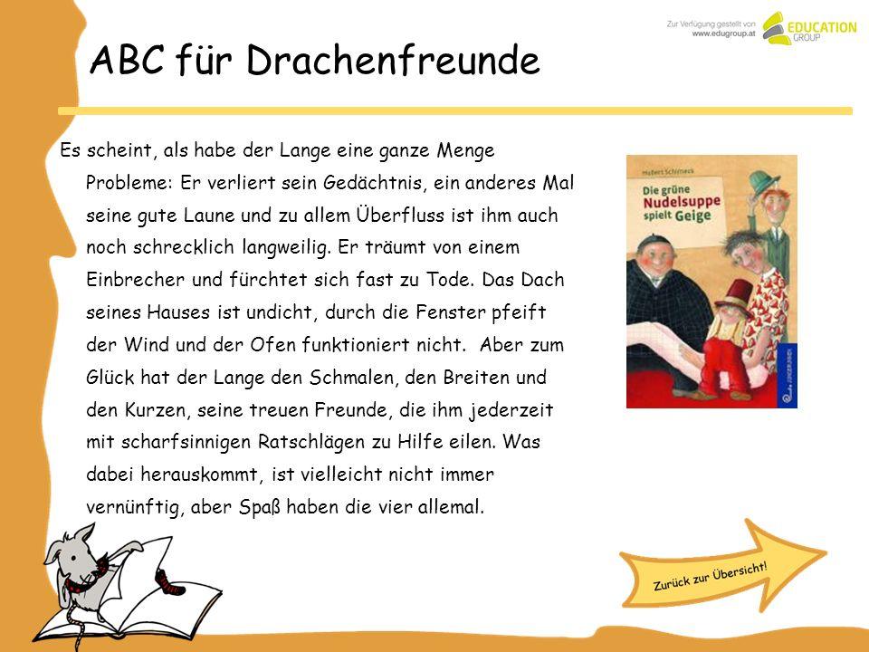 ABC für Drachenfreunde