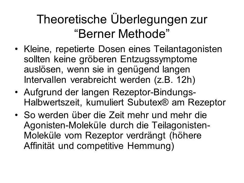 Theoretische Überlegungen zur Berner Methode