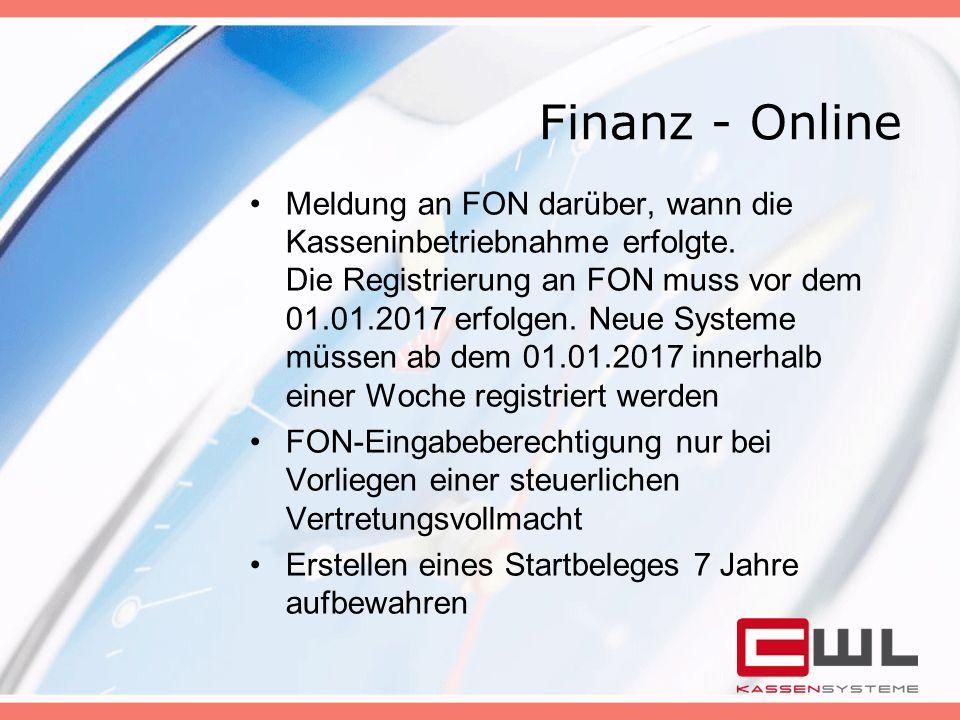 Finanz - Online