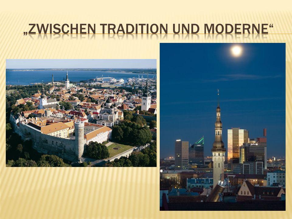 """""""Zwischen Tradition und Moderne"""