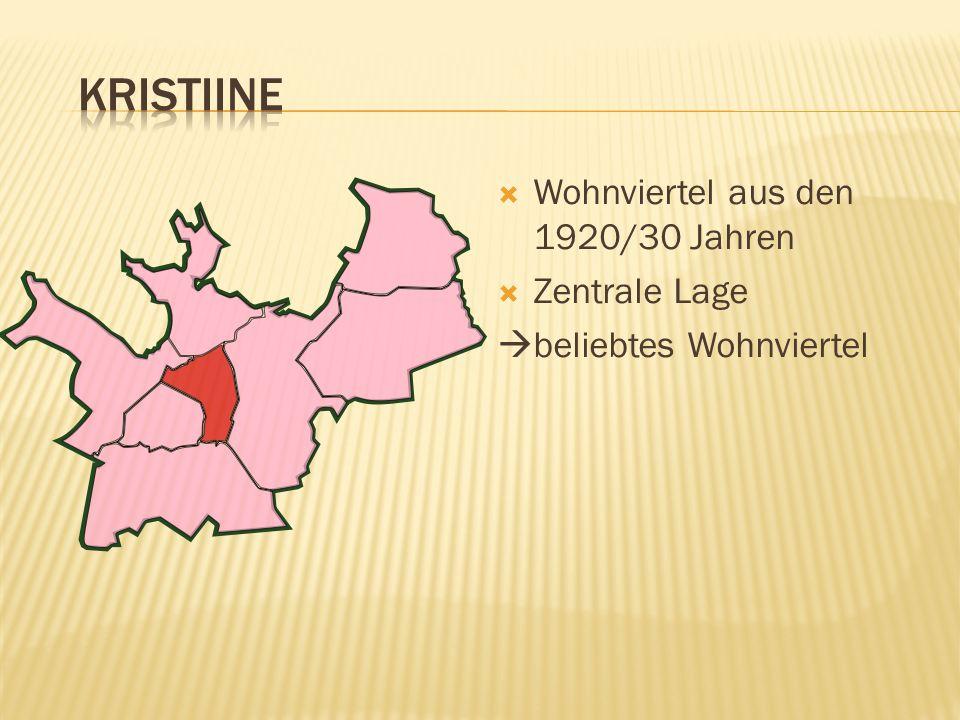 Kristiine Wohnviertel aus den 1920/30 Jahren Zentrale Lage