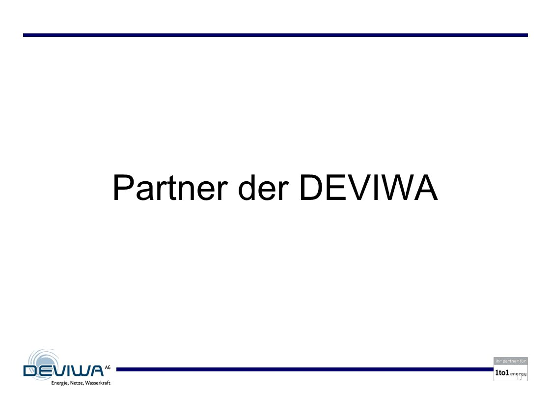 Partner der DEVIWA