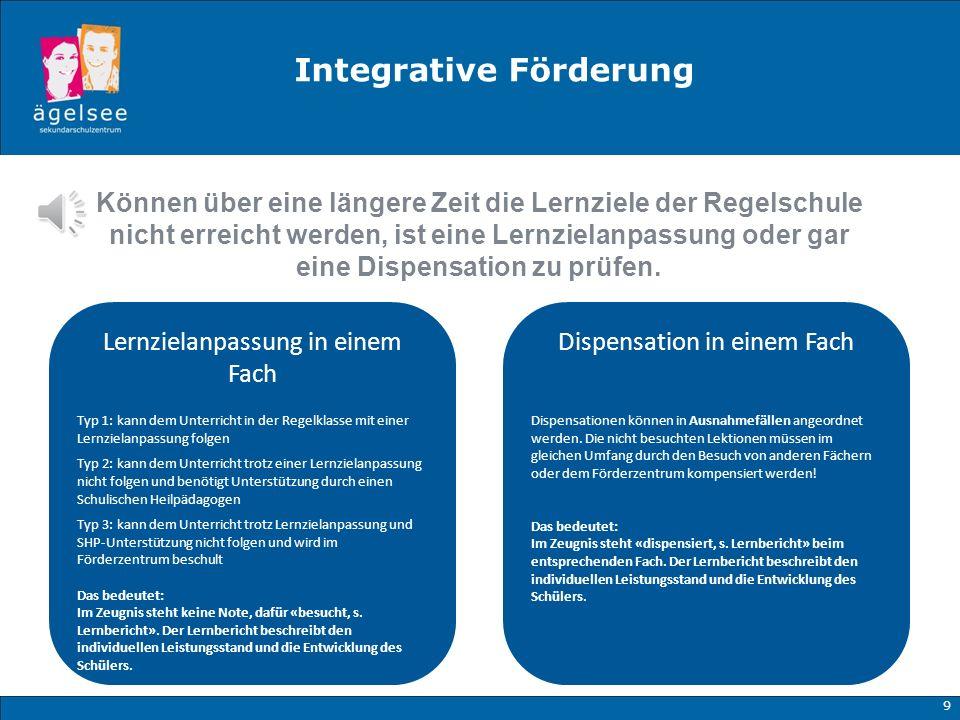 Integrative Förderung