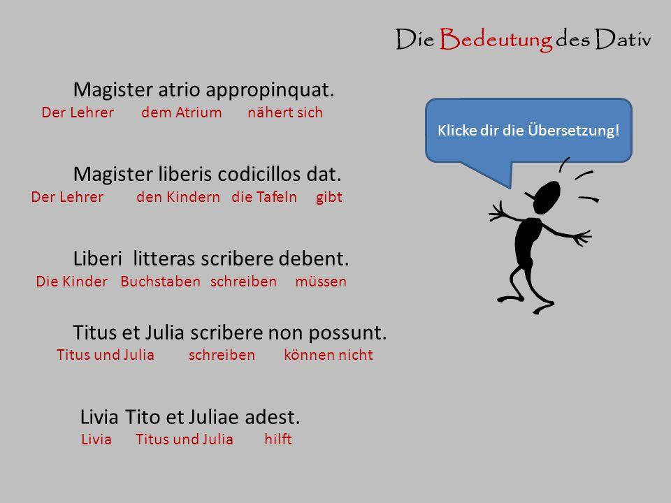 Klicke dir die Übersetzung!