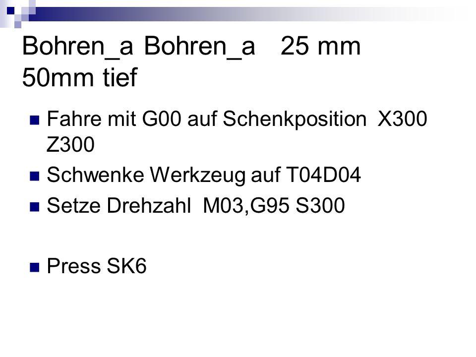 Bohren_a Bohren_a 25 mm 50mm tief