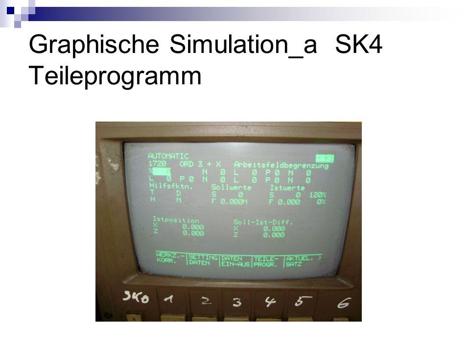 Graphische Simulation_a SK4 Teileprogramm