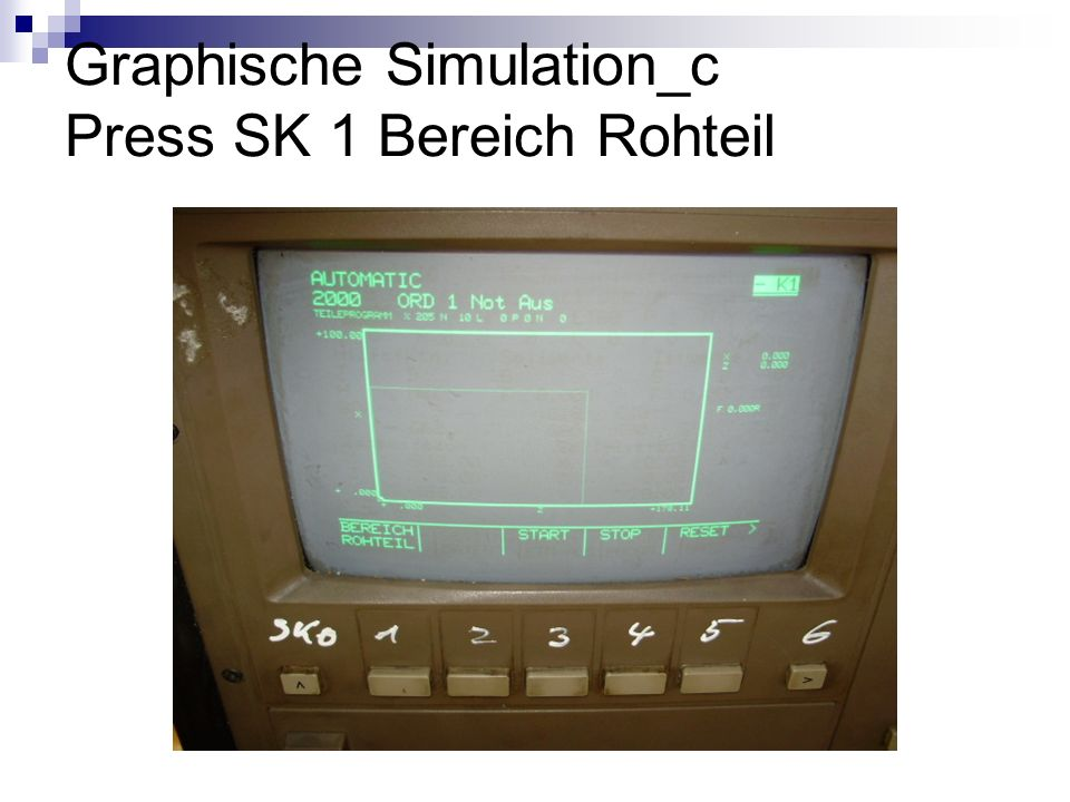 Graphische Simulation_c Press SK 1 Bereich Rohteil