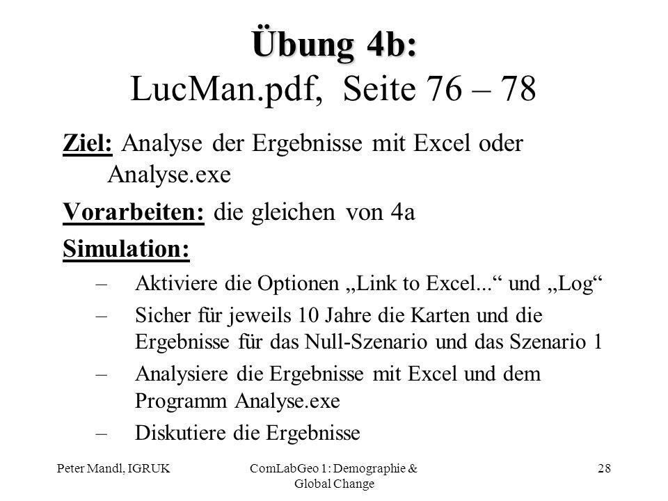 Übung 4b: LucMan.pdf, Seite 76 – 78