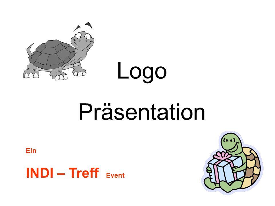 Logo Präsentation Ein INDI – Treff Event