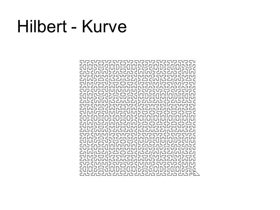 Hilbert - Kurve