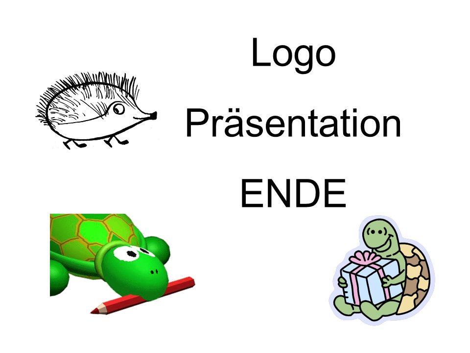 Logo Präsentation ENDE