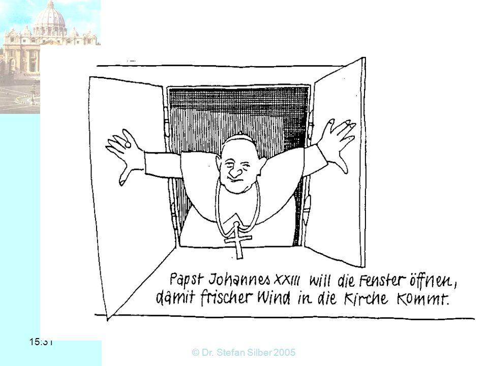 Als nämlich am 25. Januar 1959 Papst Johannes XXIII
