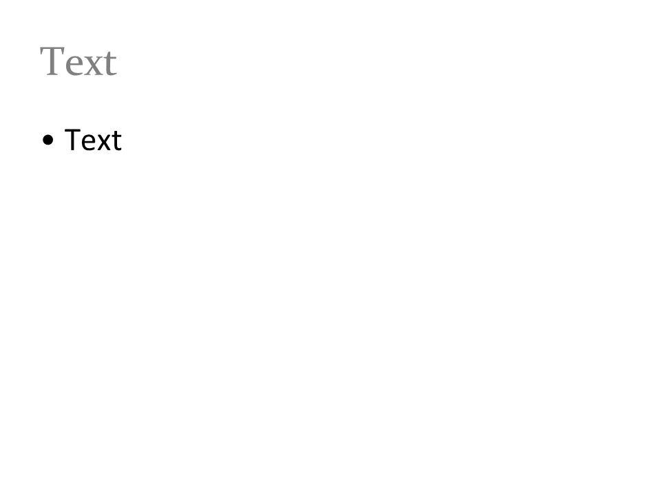 Text Text