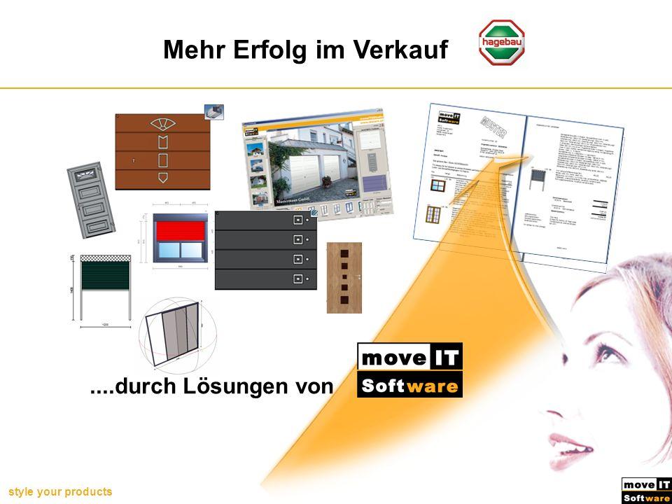 Erfolg für Hornbach Mehr Erfolg im Verkauf ....durch Lösungen von