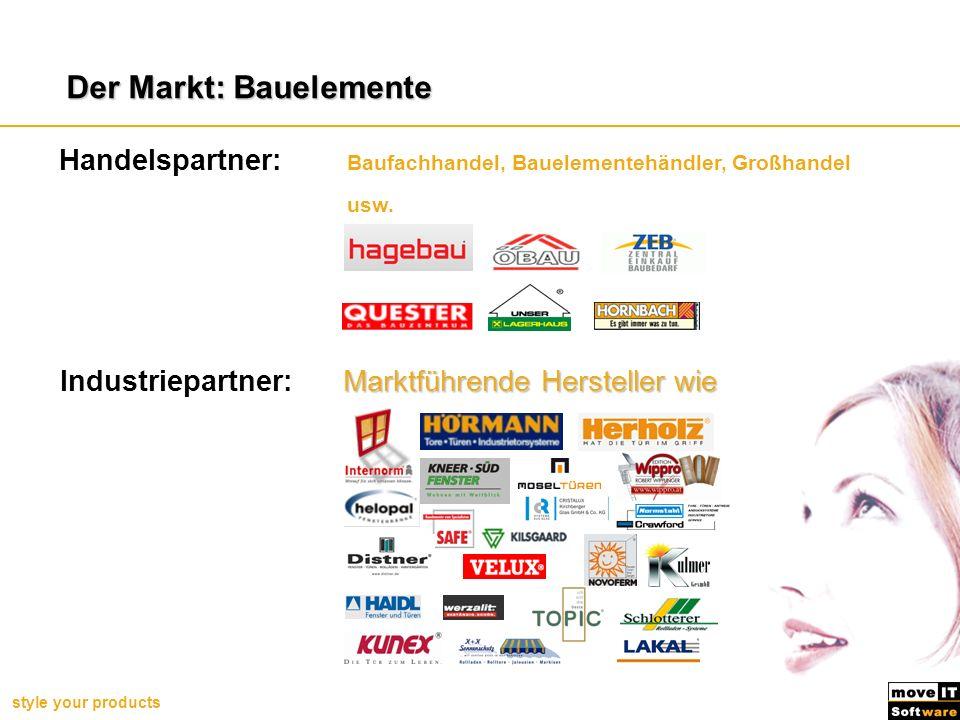Der Markt: Bauelemente