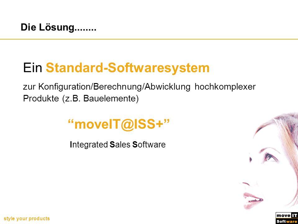 Ein Standard-Softwaresystem