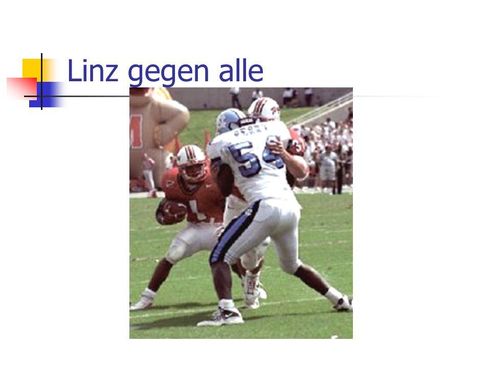 Linz gegen alle