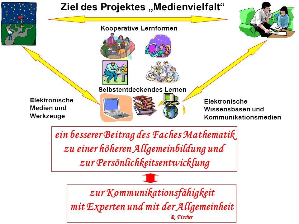 ein besserer Beitrag des Faches Mathematik