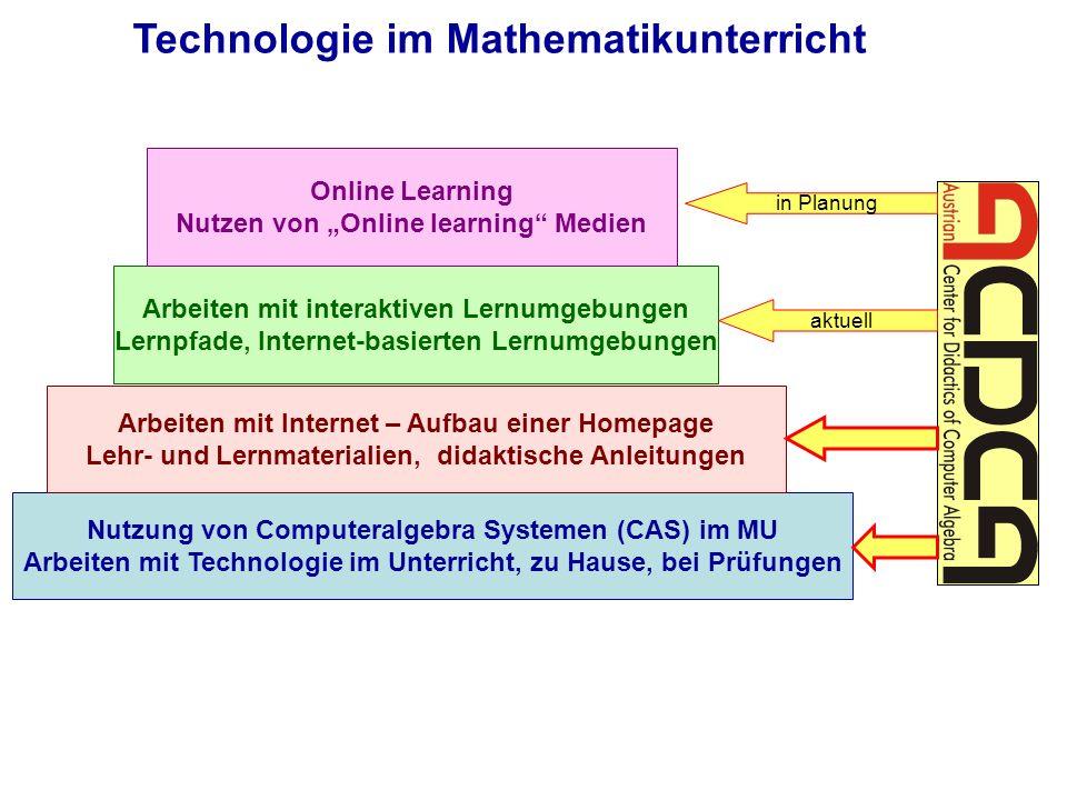 Technologie im Mathematikunterricht