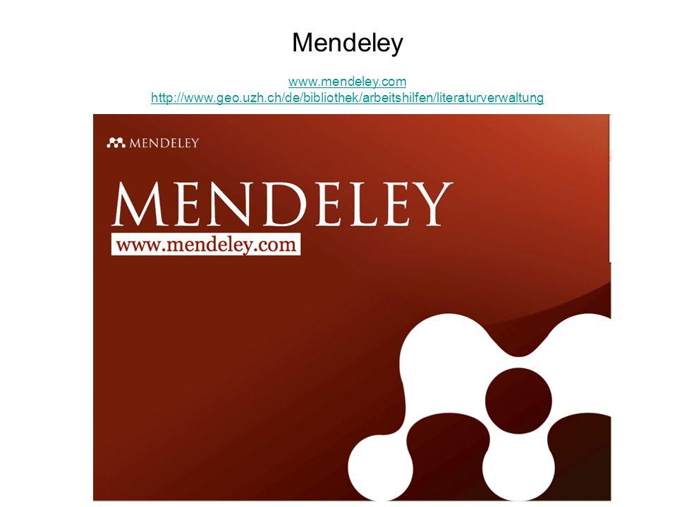 Mendeley 26.9.2011 Mendeley www.mendeley.com