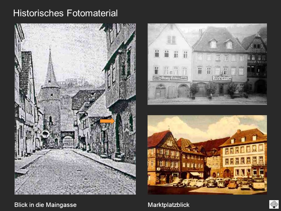 Historisches Fotomaterial