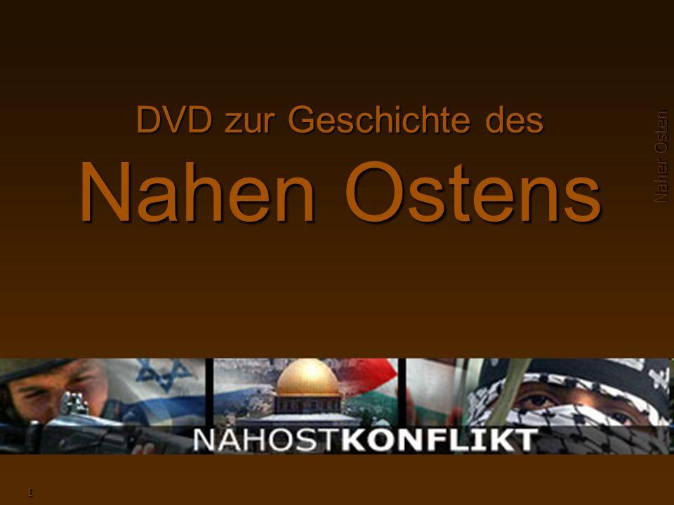 DVD zur Geschichte des Nahen Ostens
