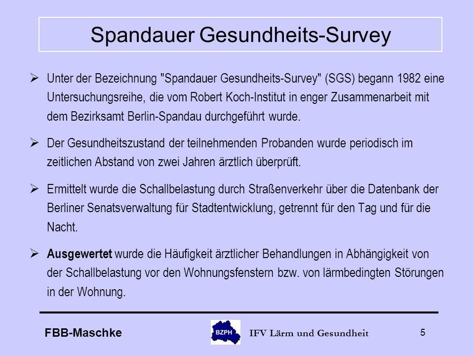 Spandauer Gesundheits-Survey