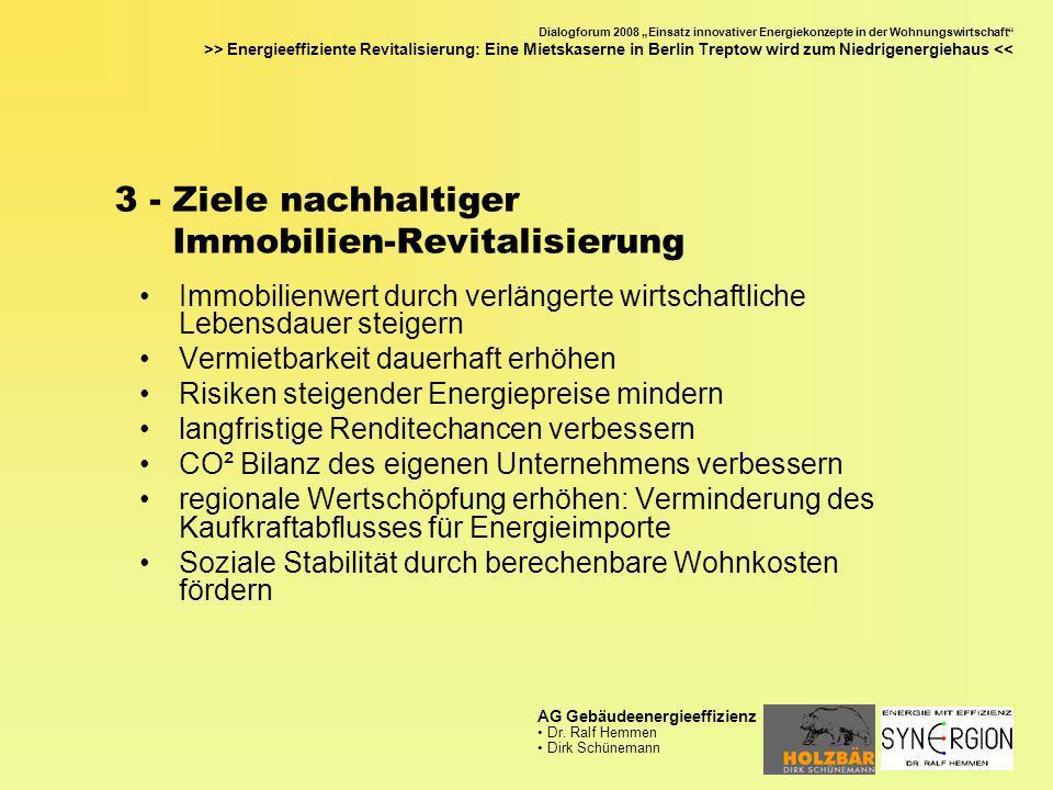 3 - Ziele nachhaltiger Immobilien-Revitalisierung