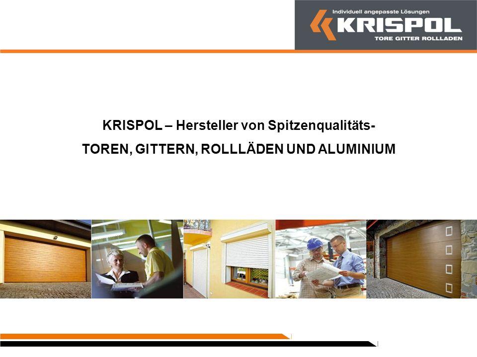 KRISPOL – Hersteller von Spitzenqualitäts-