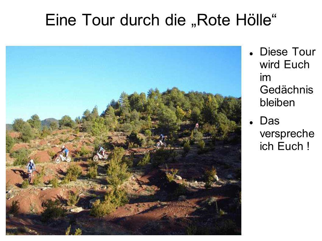 """Eine Tour durch die """"Rote Hölle"""