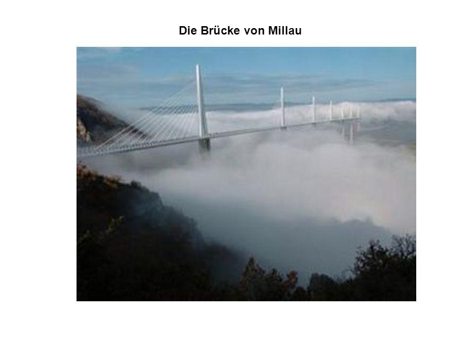 Die Brücke von Millau