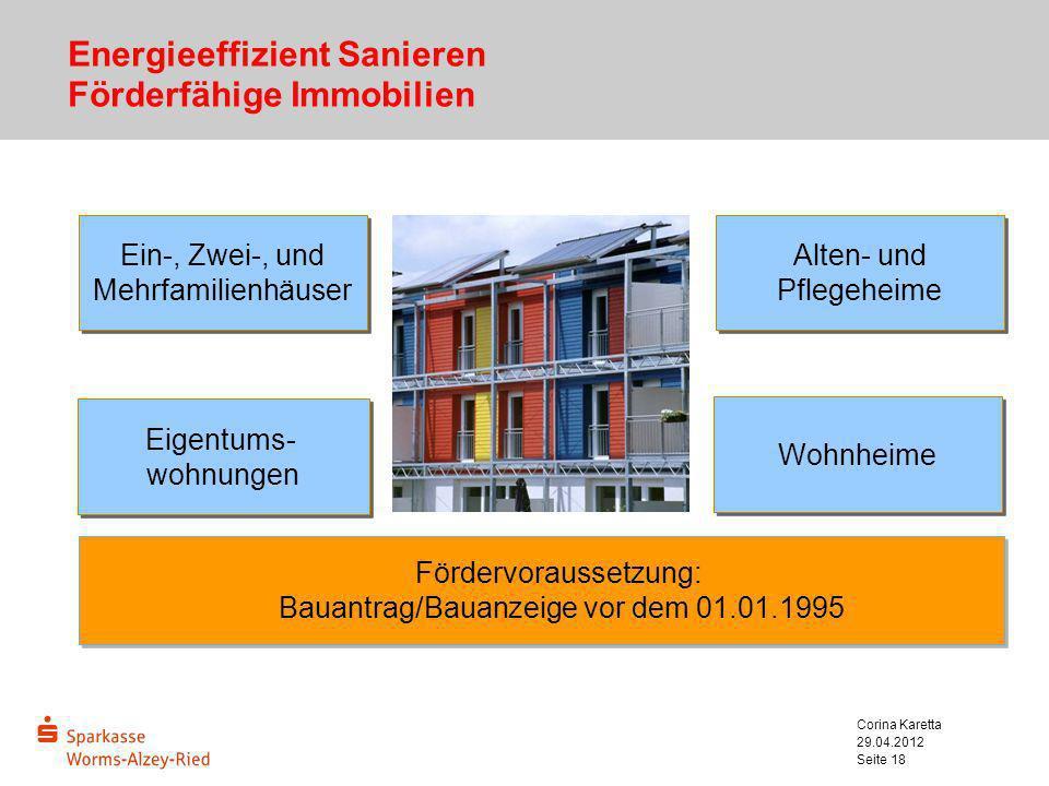 Energieeffizient Sanieren Förderfähige Immobilien
