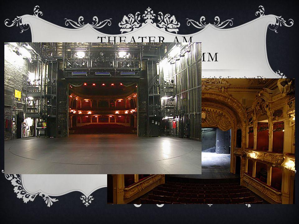 Theater am Schiffbauerdamm