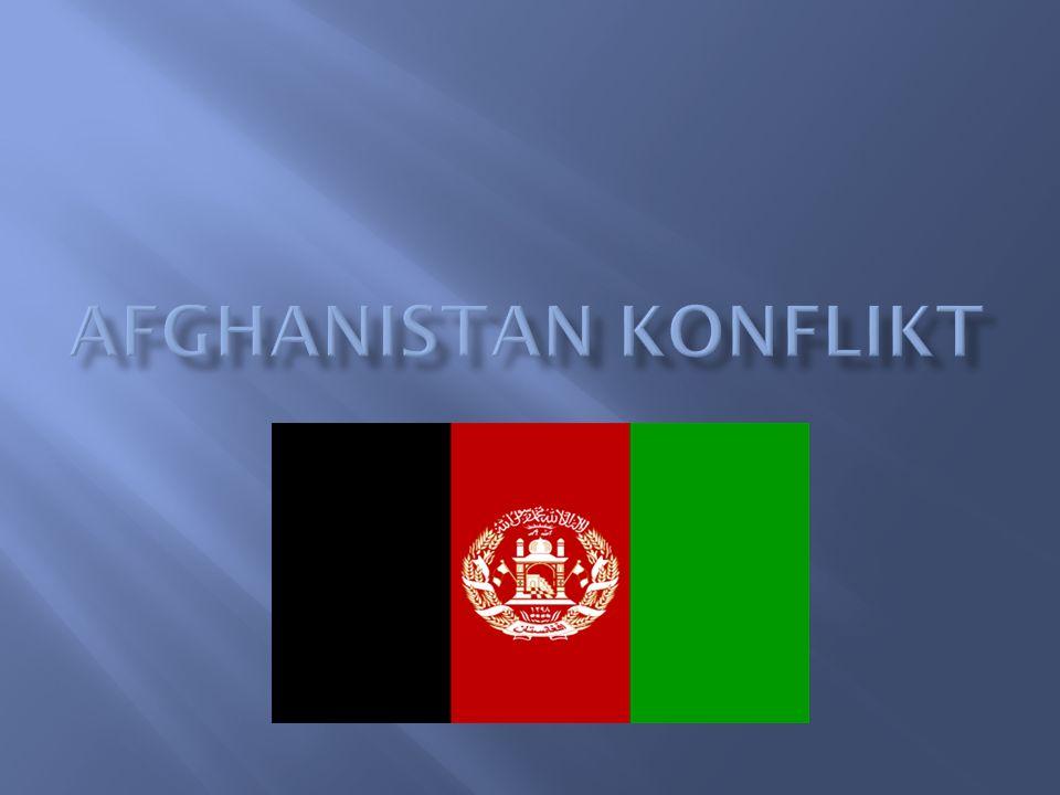Afghanistan Konflikt