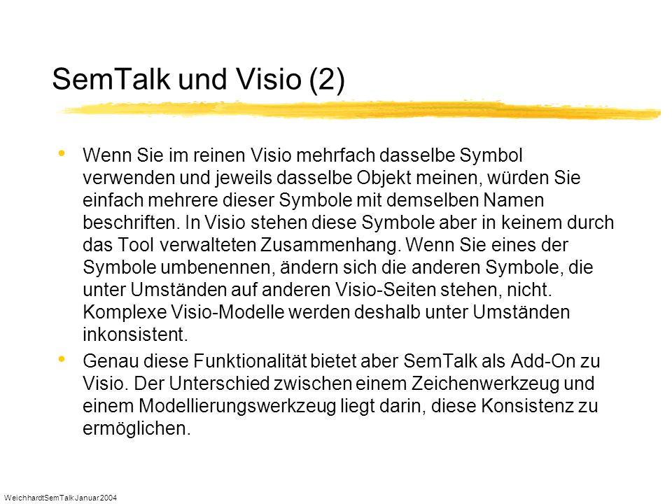 SemTalk und Visio (2)