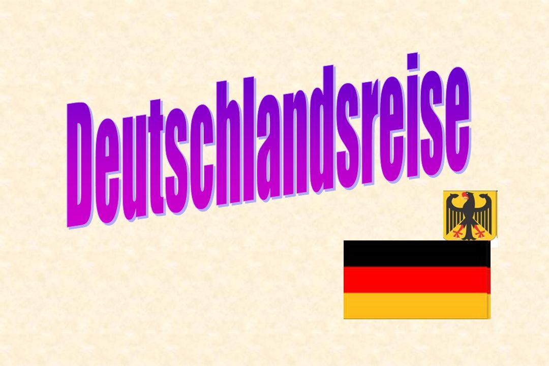Deutschlandsreise