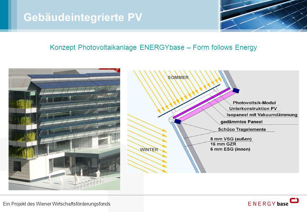 Gebäudeintegrierte PV