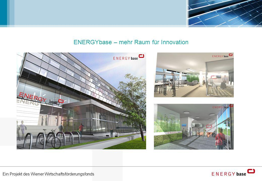ENERGYbase – mehr Raum für Innovation