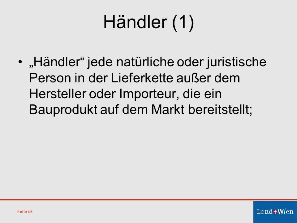 Händler (1)