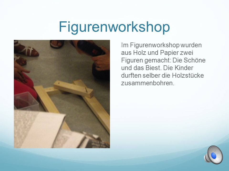 Figurenworkshop