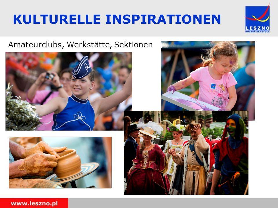 KULTURELLE INSPIRATIONEN