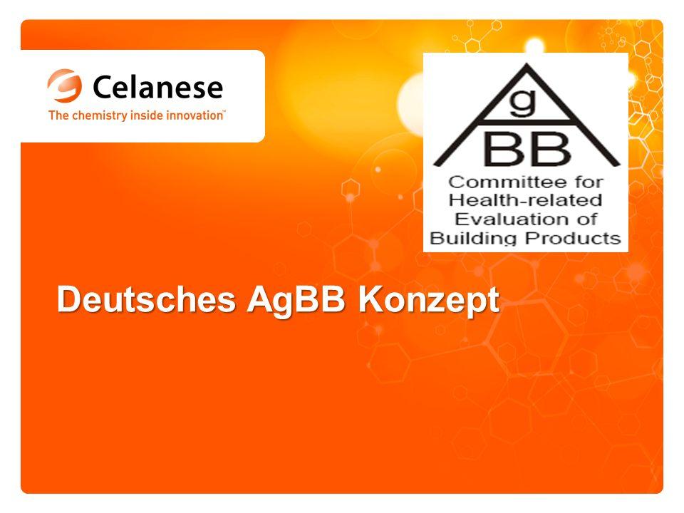 Deutsches AgBB Konzept